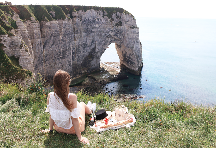 Dream destination: Etretat, France