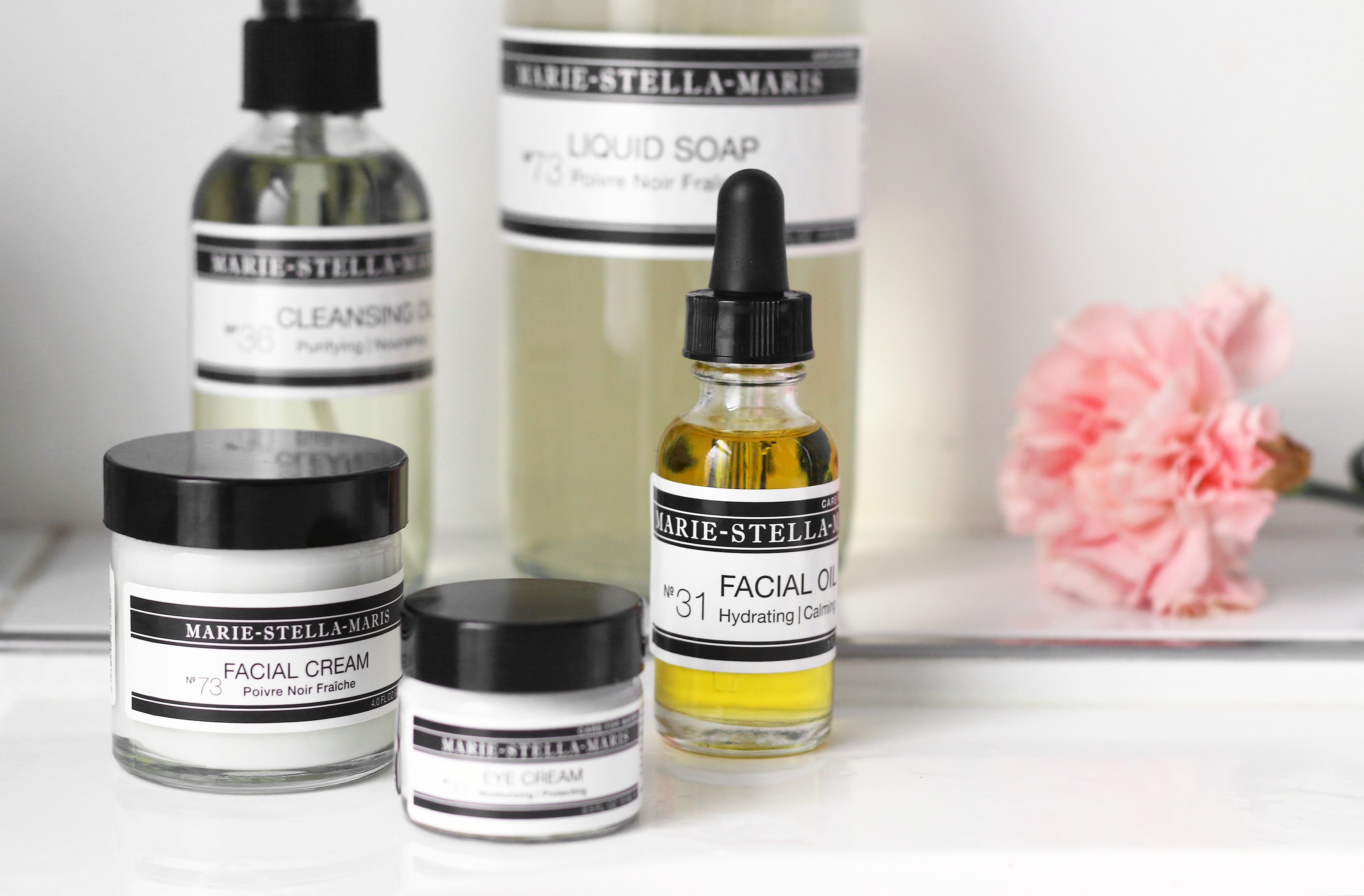 My favorite products from Marie-Stella-Maris